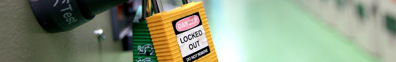 Lockout Tagout Label